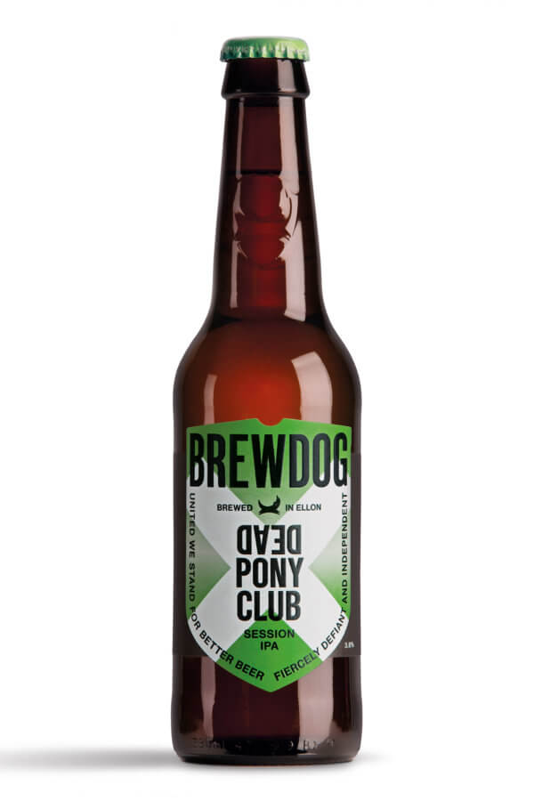 BrewDog Dead Pony Club Bottle 330ml