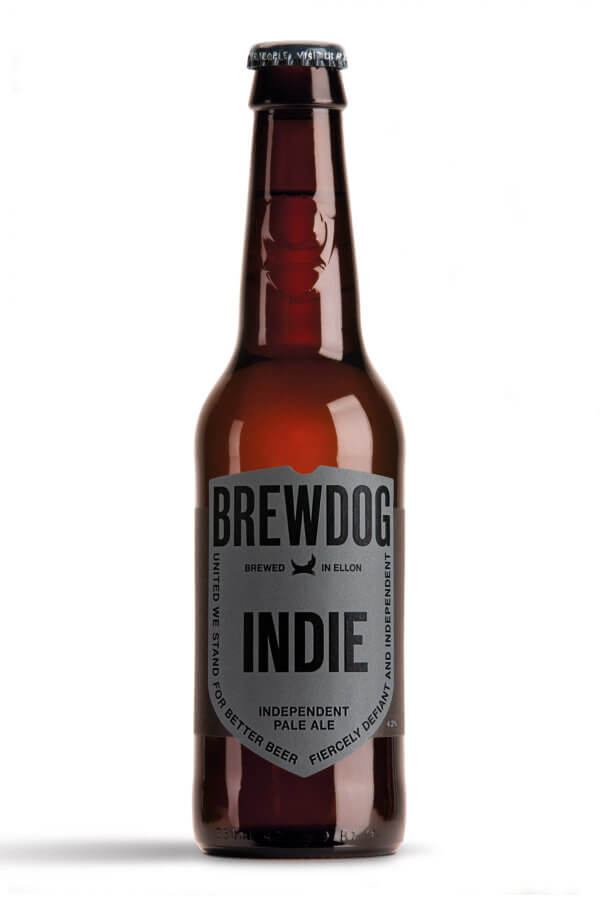 BrewDog Indie Pale Ale Bottle 330ml