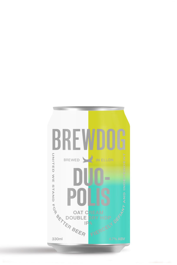 BrewDog Duopolis Can 330ml