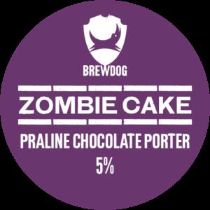 Brewdog Zombie Cake Amperiadis Beers Co