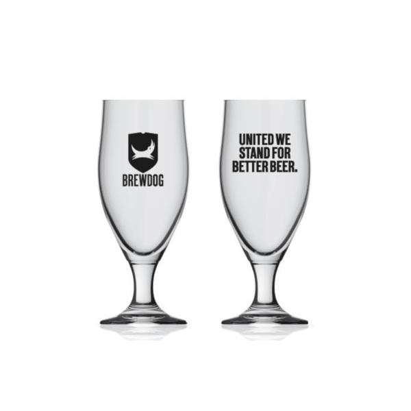 Ποτήρι μπίρας BrewDog Aviero 300ml, 0,3L