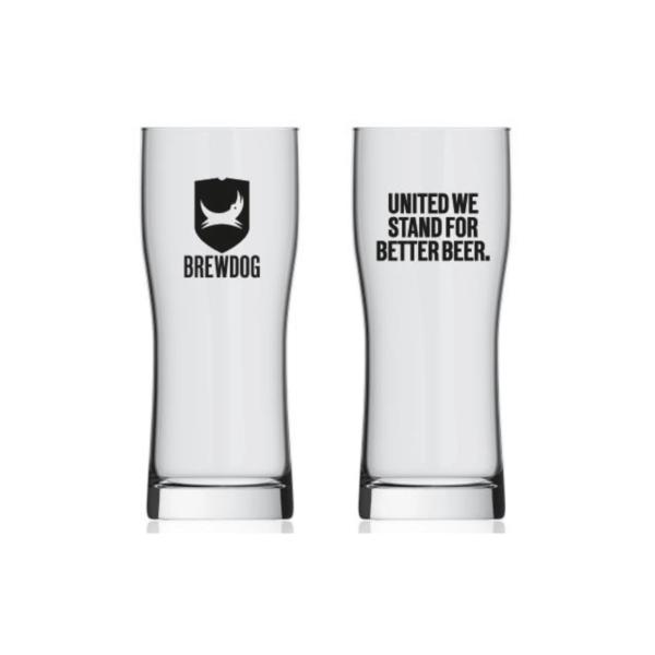 Ποτήρι μπίρας BrewDog Munchen 400ml, 0,4L