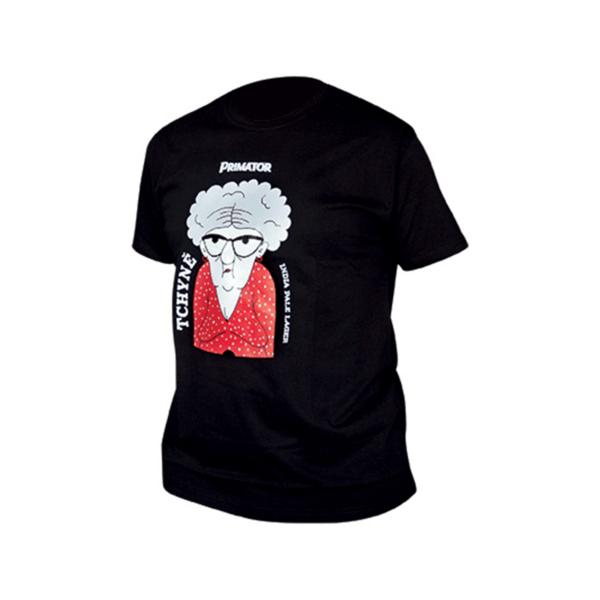 Μαύρο t-shirt Primator - Mother In Law / Unisex
